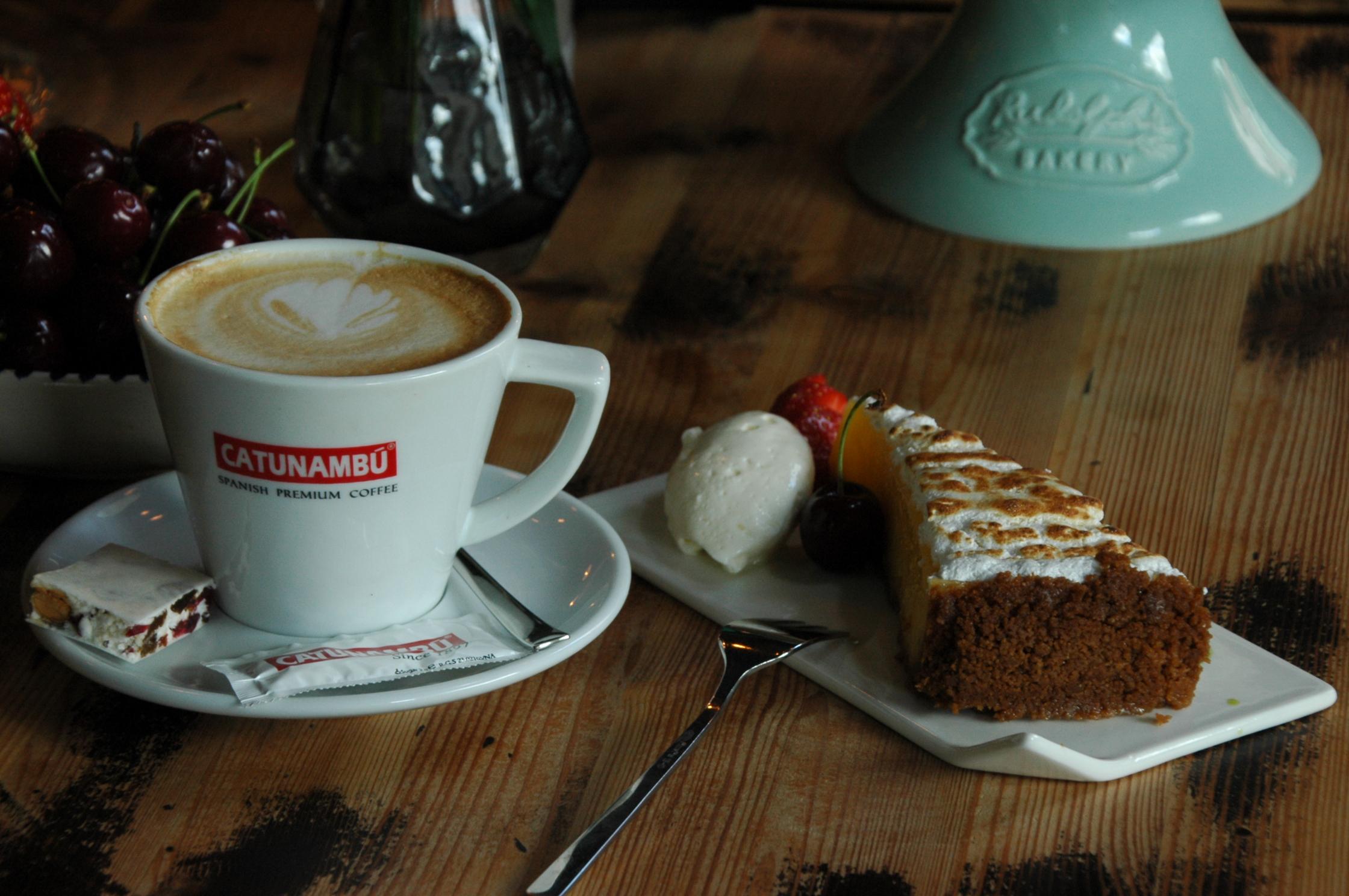 Koffie Gebakspunt Brasserie Meer