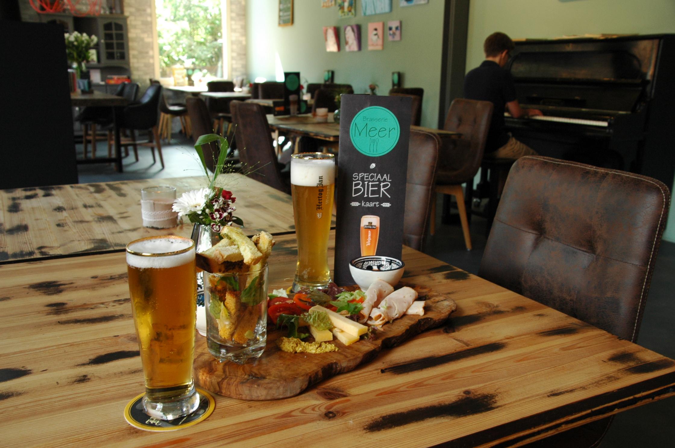 Bieren Eten Brasserie Meer
